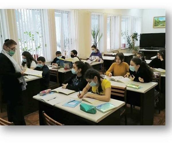 Воскресная школа имени Мовсеса Хоренаци