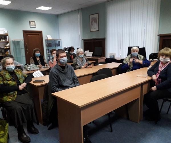 Литературное объединение имени Максима Ивановича Виндряевского